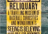 Baseball Reliqaury
