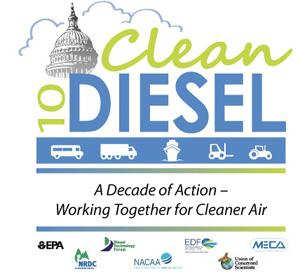 diesel, clean diesel, diesel forklifts, spa