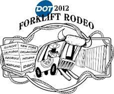 Dot Foods Forklift Rodeo