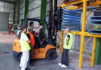 Hyundai Forklift of Souther California Safety Training Program