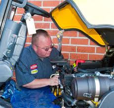 forklift, service, forklift service, forklift service schedule, preventative maintenance, OSHA