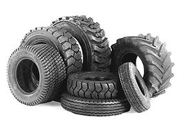 Do you know when to replace your forklift tires?  Hyundai Forklift of Southern California - pneumatic tires