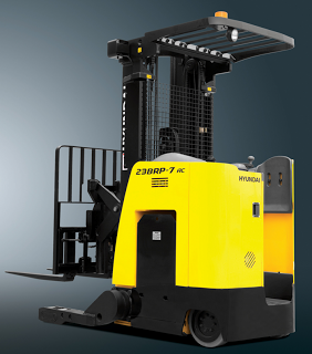 Panagraph Reach Forklift