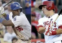 Puig & Trout; Dodgers & Angels