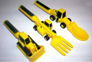 Forklifts and lifting forks