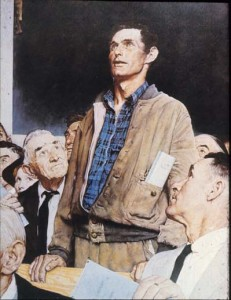 The Four Freedoms and Thanksgiving Day