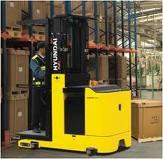 Electric-Forklift, orderpicker, cherrypicker, order selector